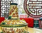 北京城里冬天就应该吃铜锅涮肉 抗冻棒棒哒