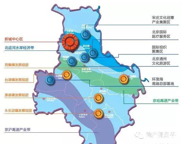 乾隆的愿望,2017年北京政府在通州实现了[墙根网]