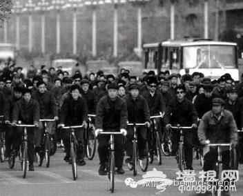 70年代北京的老照片,您认得出这是哪儿吗?[墙根网]