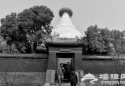 白塔寺两年半拆补万块砖石 今天重新开放
