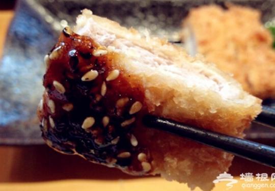 胜博殿 风靡京城的日式炸猪排