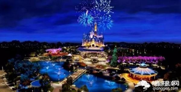 上海迪士尼乐园否认明年儿童节前后开园