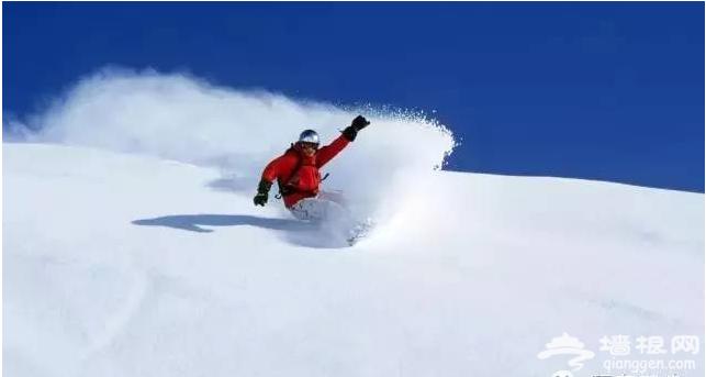 宁波周边滑雪场就能让你尽情撒欢!
