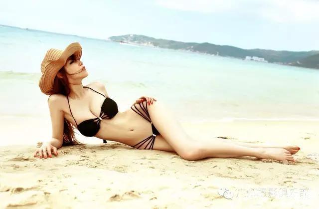 摄影人像篇 10个秘诀教你拍出沙滩比基尼美女[墙根网]