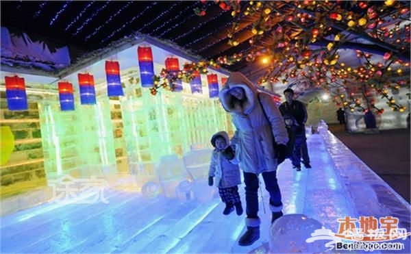 2016第十二届龙庆峡杯冰雕雪雕国际大奖赛[墙根网]