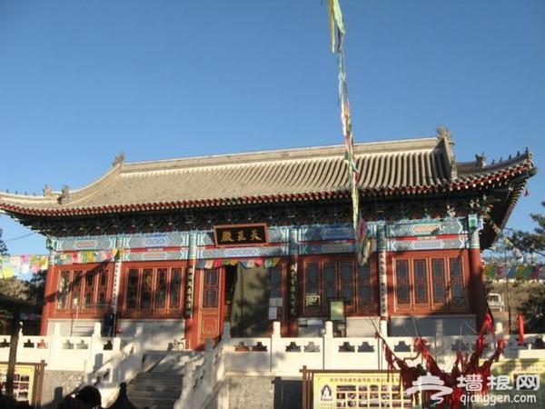 北京人都不知道:北京14家真正的千年古刹[墙根网]
