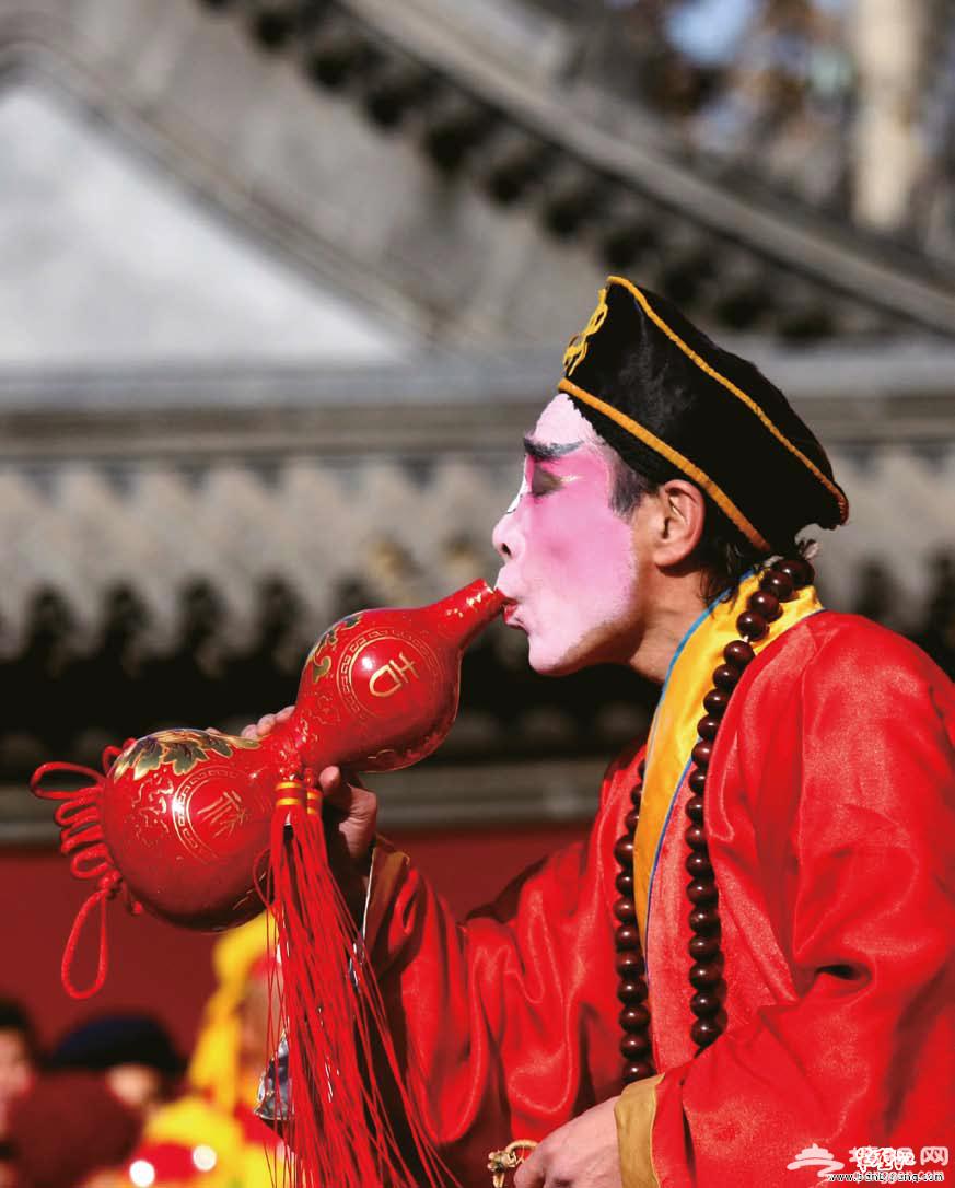 京味:传统庙会滋味浓[墙根网]