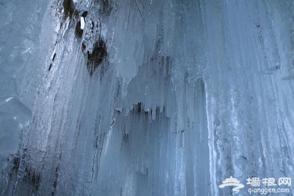 桃源仙谷登山摄影 拍冰瀑 看北京最壮观的冰瀑群