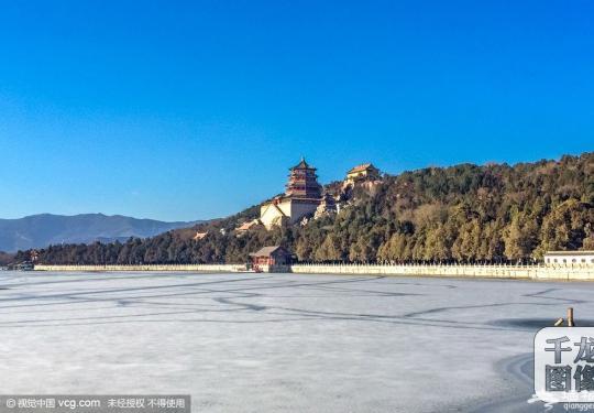 颐和园昆明湖冰场将于元旦正式开放