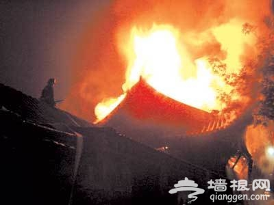 历史上故宫屡遭大火,唯有这宫殿安然无事,有神保佑[墙根网]