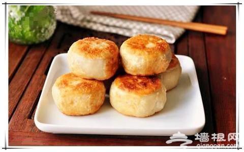 老北京门钉肉饼,就是这个味儿![墙根网]