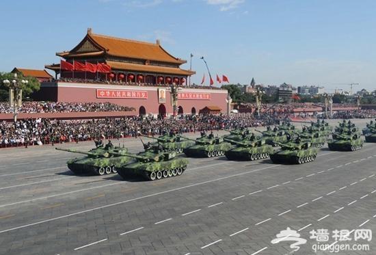 北京老城家乡之美 长安街沿线那些好去处