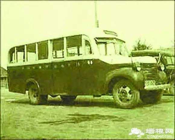 趣谈北京历史上第一条公交线[墙根网]