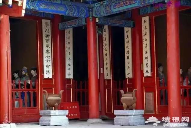 讲述北京东岳庙里的机灵鬼儿[墙根网]