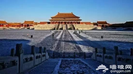 历史之谜:谁设计了故宫?[墙根网]