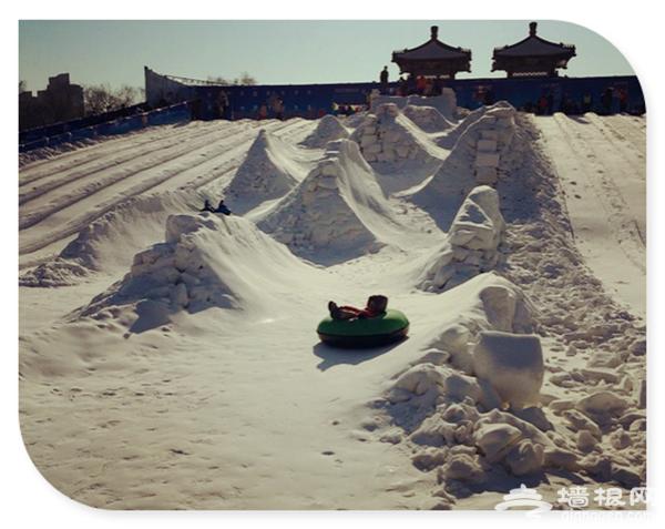 气温又降 玩冰滑雪不能误[墙根网]