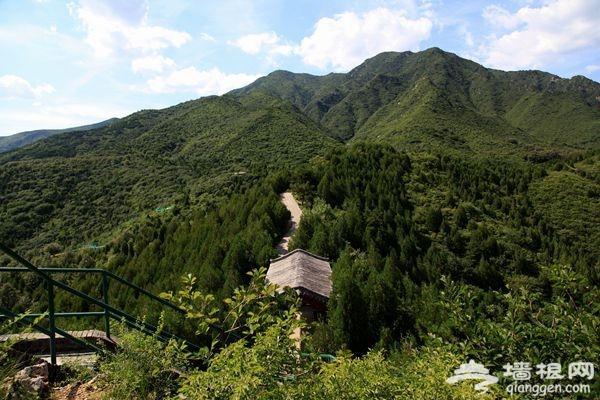 北京红螺寺景区已恢复办理登山卡年票[墙根网]