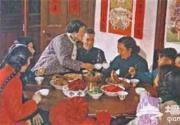 过去 老北京人过年才叫热闹