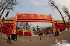北京各大庙会紧锣密鼓筹建中