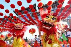 2016年北京新春庙会大盘点