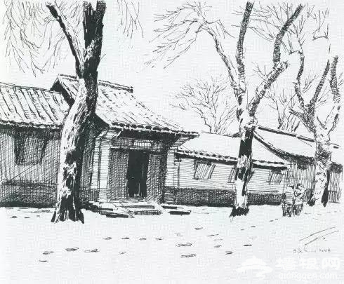 那些年北京胡同里的三九天