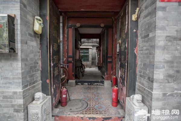 八大胡同 老北京正在消失的记忆[墙根网]