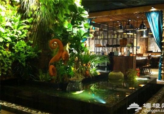 水木锦堂•越域东南亚铁板烧 越域到热带雨林吃铁板烧