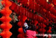 北京地坛春节庙会即将开锣 提前预热年味儿浓烈