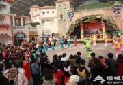 津城各大主题公园 发起春节攻势