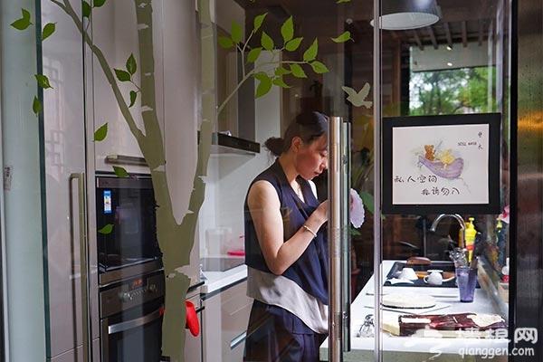 静水coffee 鼓楼东大街最唯美咖啡馆[墙根网]