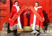 沈阳故宫春节有什么活动,来沈阳故宫过大年吧