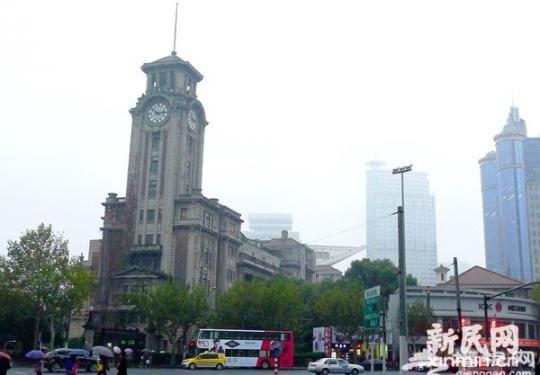 上海市历史博物馆新址选定原美术馆 预计明年开放