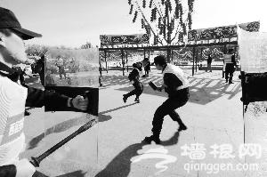 龙潭地坛庙会将每天限量售票