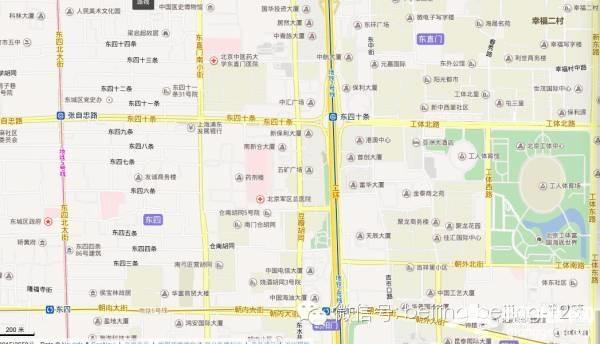 为什么只有东四胡同才能代表京城[墙根网]