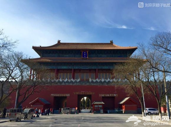 大京京《徒步逛北京》(一)[墙根网]