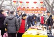 杨柳青民俗文化旅游火爆 逛千年古镇过津味大年