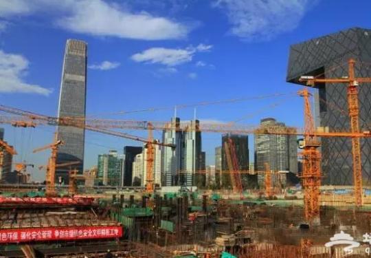 未來 北京最令人期待的那些地標
