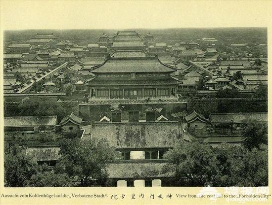 谁拆了北京皇城?民国难辞其咎[墙根网]