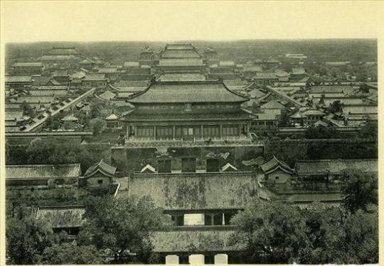 谁拆了北京皇城?民国难辞其咎