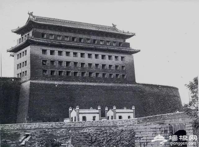 老北京城是如何一步步被拆掉的[墙根网]