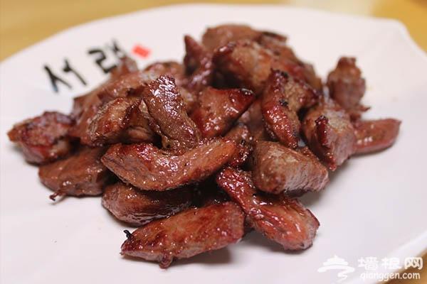 喜来稀肉 首尔连锁烤肉名店开到京城[墙根网]