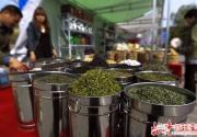 八大处371岁古泉洗井后开井 茶文化节开幕