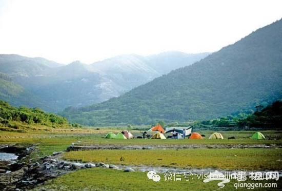 京郊这些最适合踏青露营的地方[墙根网]