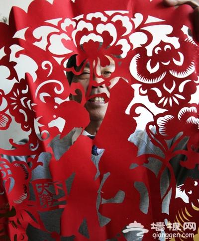 皇城根下的小玩意儿 老北京剪纸[墙根网]