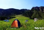 五一:去哪里搭帐篷 草甸当床露营森林