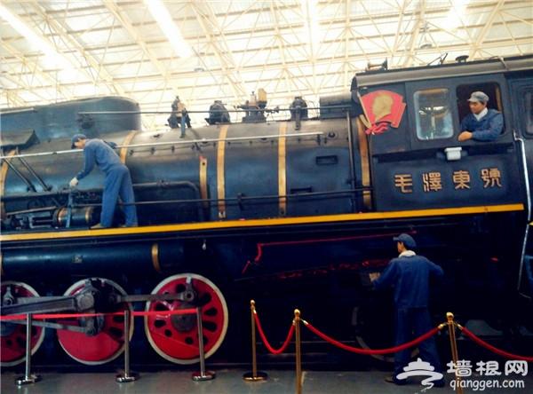 中国铁道博物馆 关于火车最为详尽的地方[墙根网]