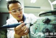 上海博物馆青铜修复团队精湛技艺令业界瞩目