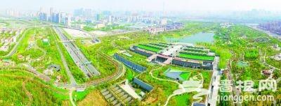 武汉园博会闭幕景观长留 8个月吸引游客240万人次