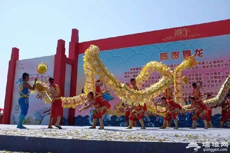 2016北京端午文化节好玩吗?人多热闹表演很精彩[墙根网]