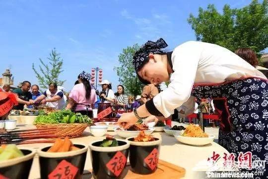 第八届北京端午文化节新增长城铁花等夜场活动[墙根网]
